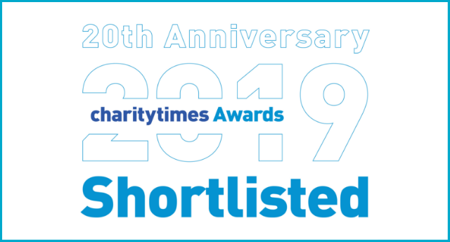 Charity Times shortlisted for wordpress