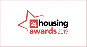Commonweal and Solace's Rhea project is a finalist in the 2019 24Housing Awards.