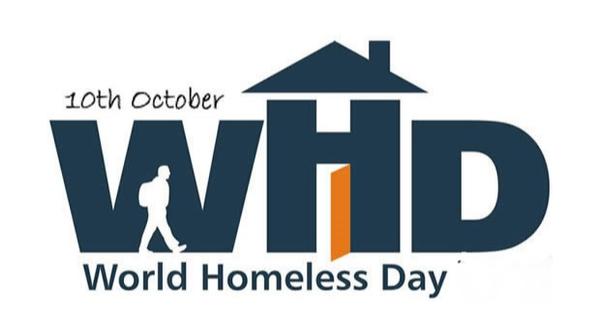 World Homeless Day 2019