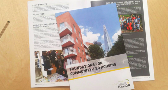 Foundations for community-Led Housing