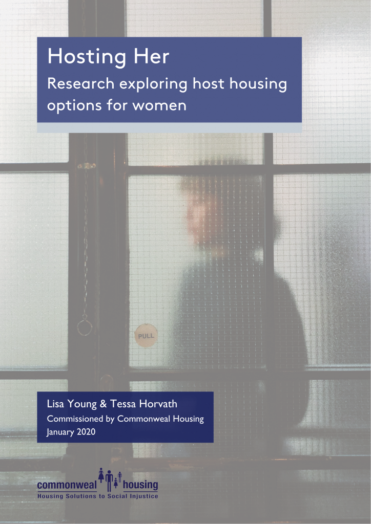 Hosting Her: research exploring host housing options for women